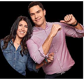 Ken & Anita Fix and Flip instructors