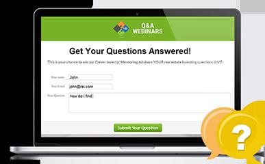PRO Q&A Webinars