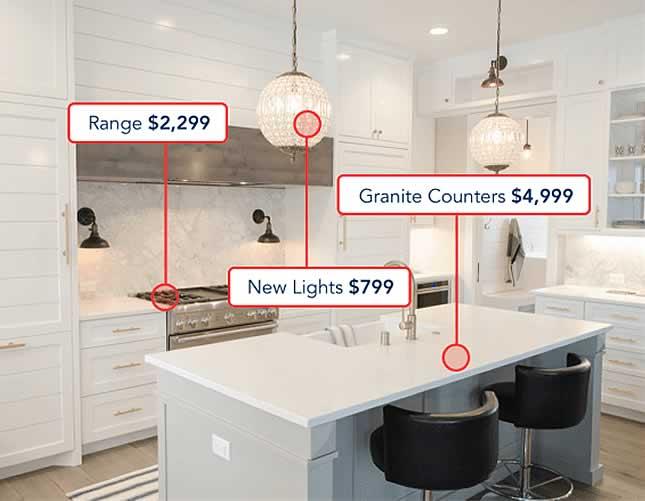 real estate investing software repair estimation