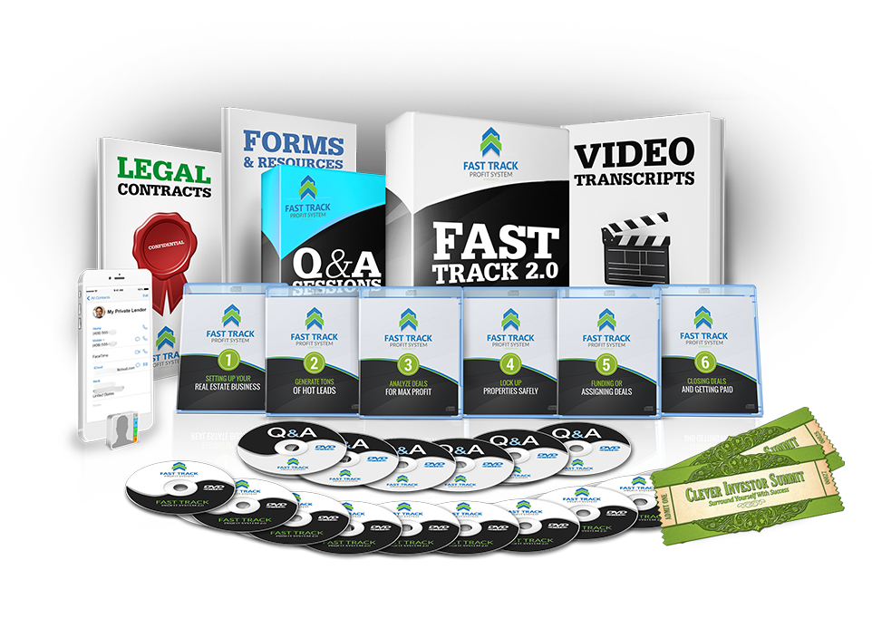 Fast track profit system wholesaling course
