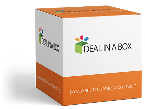 Deal in a box real estate investing resources