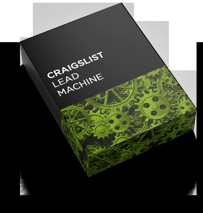 Craigslist Lead Machine real estate investing lead generation