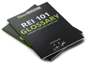 Real Estate Investing 101 Glossary