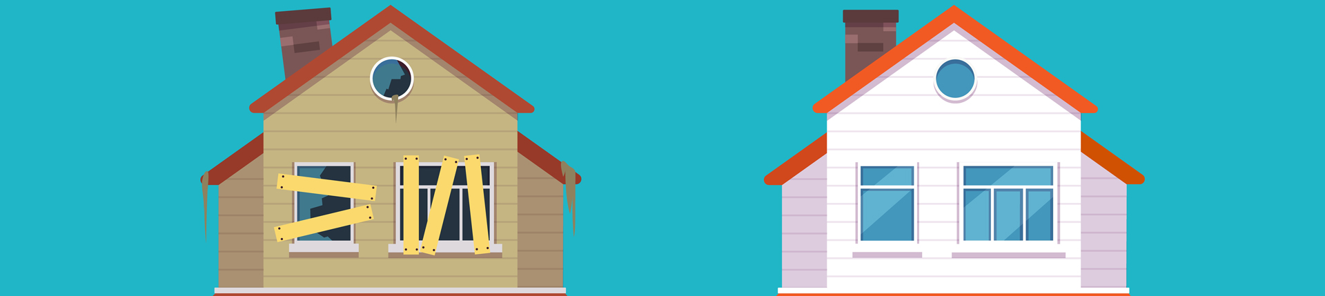 Flipping houses or fix and flip