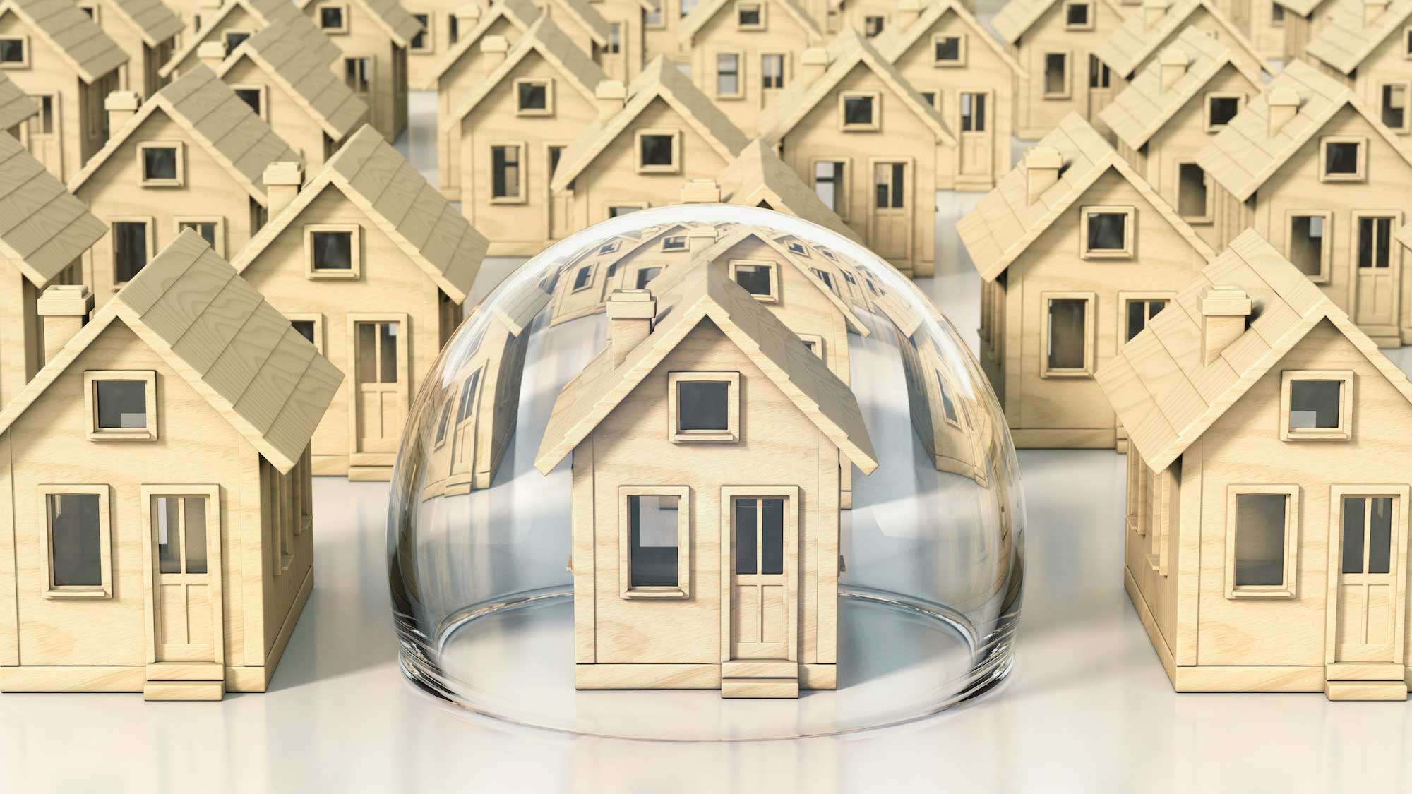 Is this a housing bubble?